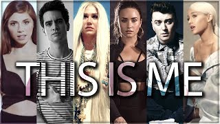 THIS IS ME | The Megamix ft. Kesha, Little Mix, Ariana Grande, P!ATD