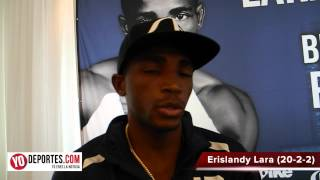 Erislandy Lara vs  Delvin Rodriguez en Chicago
