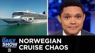 Cruise Ship Mayhem & A Hot-Air Balloon Disaster   The Daily Show