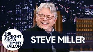 Steve Miller Reveals How He Made Up ″Pompatus″