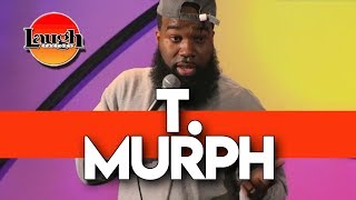 T. Murph | Chicago Gentrification | Laugh Factory Chicago Stand Up Comedy