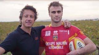 Région et clubs de rugby forment le « pack » Sud de France - #sudefrance