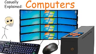 Casually Explained: Computers