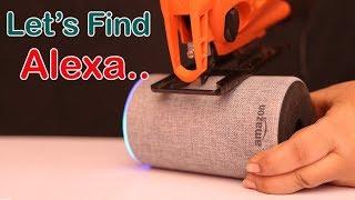 What's Inside an Amazon Echo - Teardown - Let's Find Alexa