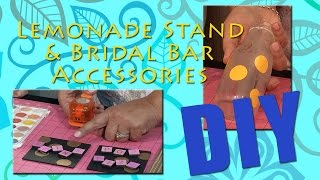 All-Star Designers Summer Series - Lemonade & Bridal Accessories