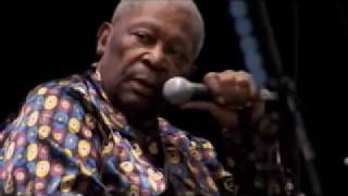 B.B. King - The Thrill Is Gone [Crossroads 2010] (Official Live )