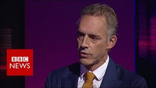 Jordan Peterson on the 'backlash against masculinity' - BBC News