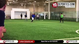 Sauti Sol vs. CD Victoria Liga Douglas