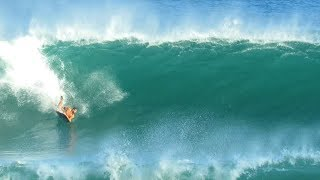 BRUTAL SWELL HITS PADANG | Willy POV | The Bali Series 2018 - Ep1
