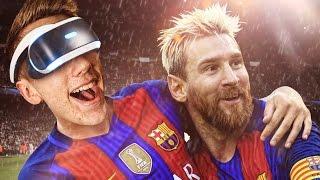VIRTUAL REALITY FOOTBALL???