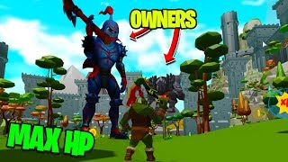I KILLED THE OWNERS! | Giant Simulator