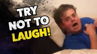 TRY NOT TO LAUGH #21 | Hilarious 2019