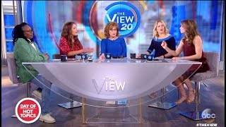 Panel Debates: Supreme Court Allows Parts of TRUMP's Travel Band (The View)