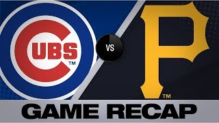Bell slugs 3 homers as Pirates trounce Cubs | Cubs-Pirates Game Highlights 7/1/19
