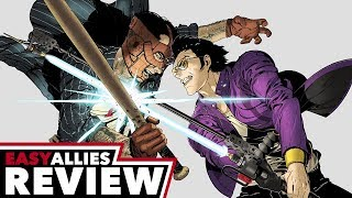 Travis Strikes Again: No More Heroes - Easy Allies Review