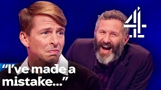 When an American Guest Is on a British Talk Show | the Last Leg