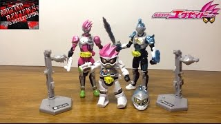 Review: Candy Toy Kamen Rider Ex-Aid So Do Stage 1 - 装動 仮面ライダーエグゼイド STAGE1