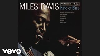 Miles Davis - Blue In Green (Audio)