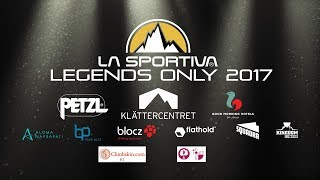 La Sportiva Legends Only 2017