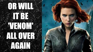 Black Widow Could Be Rated R [Stand In]