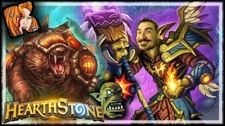 Silly Priest, SMORC Is For Hunters! - Rastakhan's Rumble Hearthstone