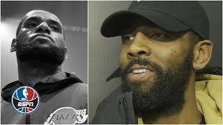 Kyrie Irving called LeBron James to apologize for being a naive young player | NBA Sound