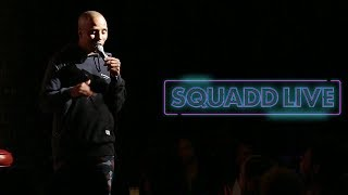 Brent Taylor - Dre Is My Favorite Rapper   SquADD Live Stand-Up