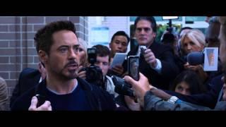 IRON MAN 3 : extrait 1 - Tony Stark menace Le Mandarin VF