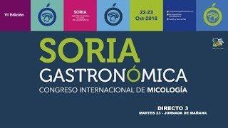 Soria Gastronómica 2018 - Sesión 3
