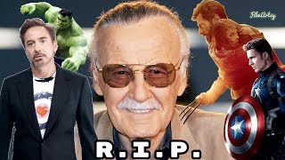 Marvel Cast Reacts to Stan Lee's Death & Best of Stan Lee Cameos