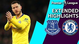 Everton v. Chelsea | PREMIER LEAGUE EXTENDED HIGHLIGHTS | 3/17/19 | NBC Sports