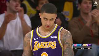 Kyle Kuzma Highlights vs Pistons (1/9/19)