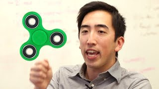 CEO of Fidget Toy Company Reveals True Purpose of Spinners