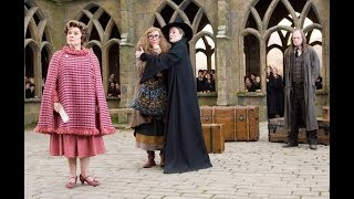 Professor Umbridge Fires Trelawney | Harry Potter 5 and the Order of the Phoenix 2007 HD