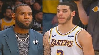 LeBron James Gets Embarrassed By Lakers Losing To Cavs! Lakers vs Cavaliers