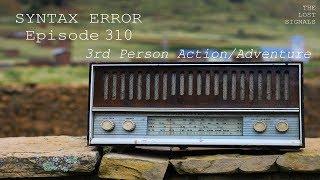 Syntax Error: 3rd Person Action/Adventure Games