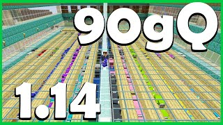 Minecraft På 90gQ - Ull-Kungen i 1.14