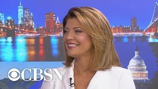 Norah O'Donnell starts anchoring ″CBS Evening News″ July 15
