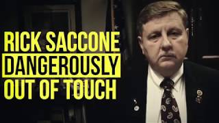 Rick Saccone: Dangerously Out of Touch
