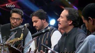 چرګي ناری وکړی - بریالی صمدی - کنسرت دیره / Cherga Nari Wokri - Baryalay Samadi - Dera Concert