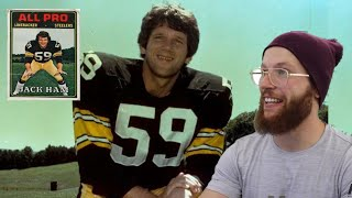 Rugby Player Reacts to JACK HAM #60 The Top 100 NFL's Greatest Players!