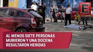 Pandilleros atacan hospital en Guatemala para rescatar a criminal