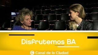 Entrevista con Valeria Ambrosio, la directora de ″Canto a Isadora″ en Disfrutemos BA