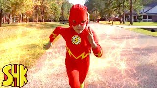 THE FLASH: SuperHero Kids Classics Compilation!