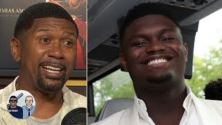 Zion's awareness of NBA expectations will help him be successful - Jalen Rose   Jalen & Jacoby
