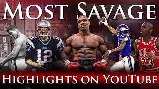 Most Savage Sports Highlights on (Volume 1)
