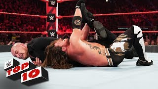 Top 10 Raw moments: WWE Top 10, April 22, 2019
