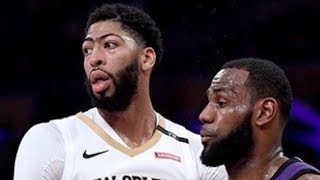 """Anthony Davis SHUTS DOWN Lakers Trade Rumors By Liking Comment Calling LA a """"Bum Ass City"""""""