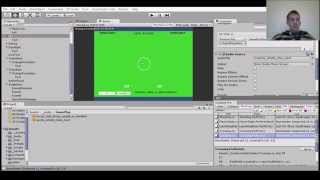 Making a sport game in Unity: model, AI and prototype