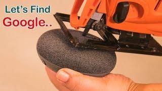 What's Inside a Google Home Mini - Teardown - Let's Find Google
